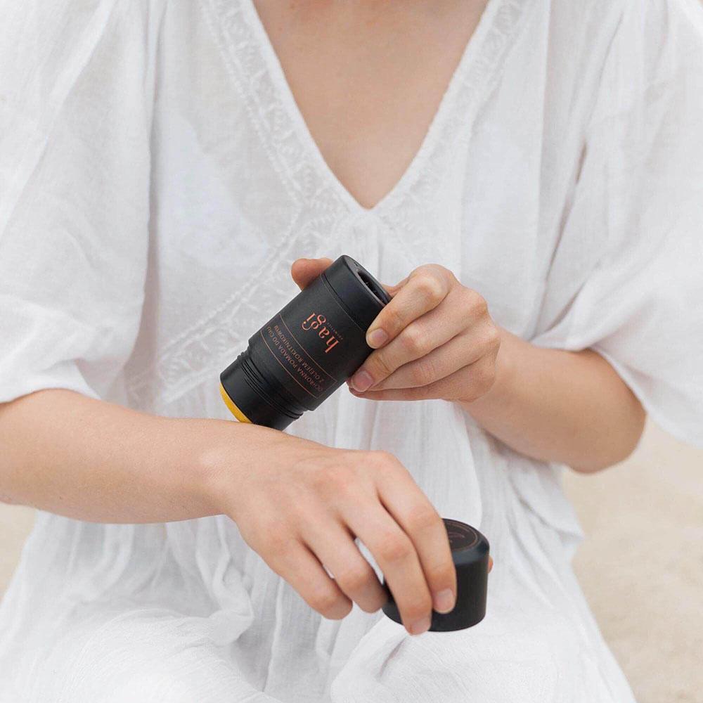 naturalna pielęgnacja - kosmetyki hagi